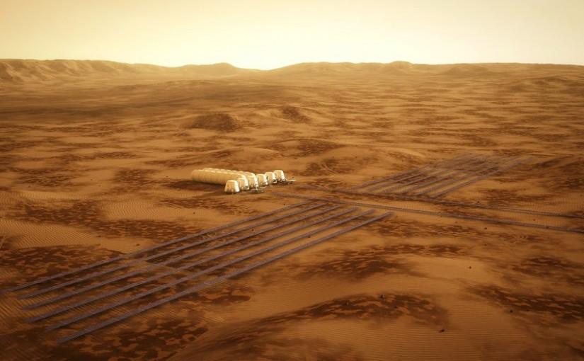 Mars One — особенности проекта.