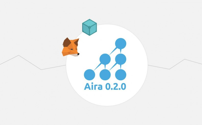 Aira 0.2.0 — поддержка IPFS, Metamask и AiraSecureBot