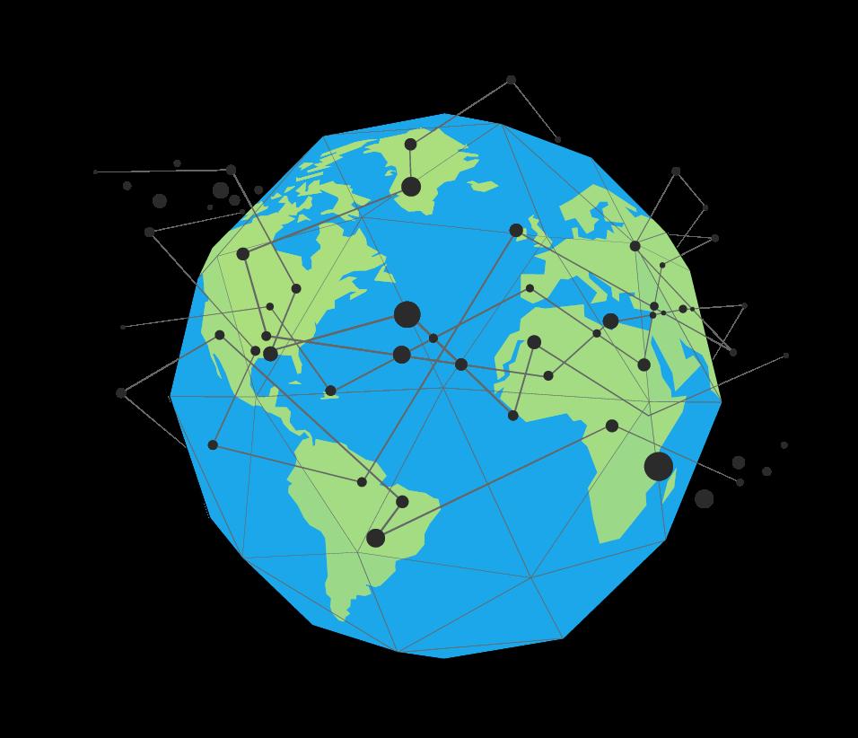Polygonal-Earth